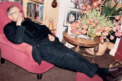 david hockney by juergen teller